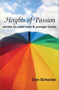 Heights of Passion: Stories for older men & younger lovers